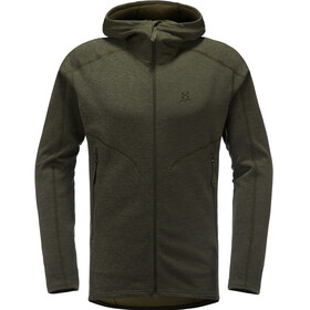 Haglöfs Heron Hood Men Deep Woods Solid